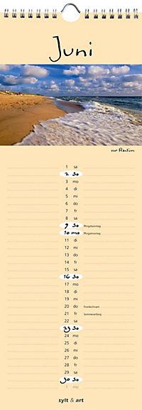 Sylt - die Insel 2019 Streifenkalender - Produktdetailbild 6