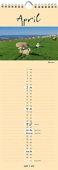 Sylt - die Insel 2019 Streifenkalender - Produktdetailbild 4