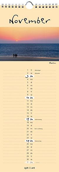 Sylt - die Insel 2019 Streifenkalender - Produktdetailbild 11