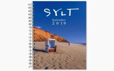 Sylt - die Insel 2019 Tischkalender, Gernot Westendorf