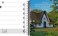 Sylt - die Insel 2019 Tischkalender - Produktdetailbild 9