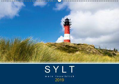 Sylt mein Inselblick (Wandkalender 2019 DIN A2 quer), Andrea Dreegmeyer