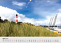 Sylt mein Inselblick (Wandkalender 2019 DIN A2 quer) - Produktdetailbild 4