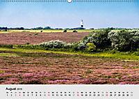 Sylt mein Inselblick (Wandkalender 2019 DIN A2 quer) - Produktdetailbild 8
