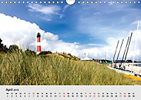 Sylt mein Inselblick (Wandkalender 2019 DIN A4 quer) - Produktdetailbild 4