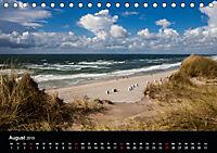 Sylt - Strandspaziergang (Tischkalender 2019 DIN A5 quer) - Produktdetailbild 8