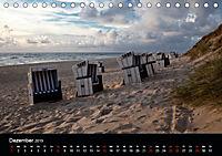 Sylt - Strandspaziergang (Tischkalender 2019 DIN A5 quer) - Produktdetailbild 12