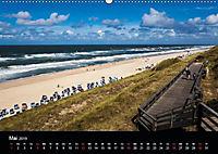 Sylt - Strandspaziergang (Wandkalender 2019 DIN A2 quer) - Produktdetailbild 5