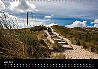 Sylt - Strandspaziergang (Wandkalender 2019 DIN A2 quer) - Produktdetailbild 6