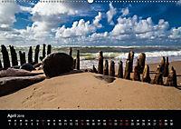 Sylt - Strandspaziergang (Wandkalender 2019 DIN A2 quer) - Produktdetailbild 4