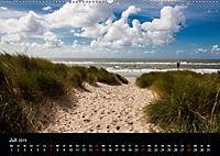 Sylt - Strandspaziergang (Wandkalender 2019 DIN A2 quer) - Produktdetailbild 7