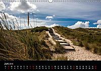 Sylt - Strandspaziergang (Wandkalender 2019 DIN A3 quer) - Produktdetailbild 6