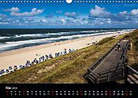 Sylt - Strandspaziergang (Wandkalender 2019 DIN A3 quer) - Produktdetailbild 5