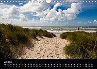 Sylt - Strandspaziergang (Wandkalender 2019 DIN A4 quer) - Produktdetailbild 7