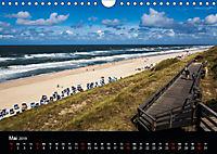 Sylt - Strandspaziergang (Wandkalender 2019 DIN A4 quer) - Produktdetailbild 5