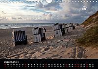Sylt - Strandspaziergang (Wandkalender 2019 DIN A4 quer) - Produktdetailbild 12