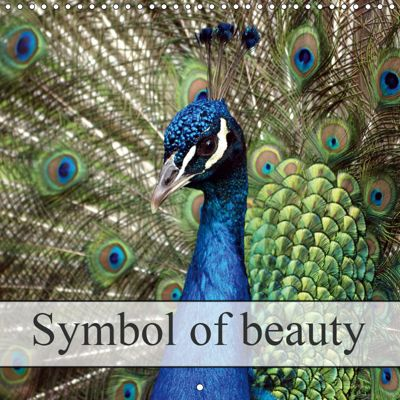 Symbol of beauty (Wall Calendar 2019 300 × 300 mm Square), Dagmar Laimgruber