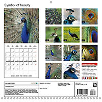Symbol of beauty (Wall Calendar 2019 300 × 300 mm Square) - Produktdetailbild 13