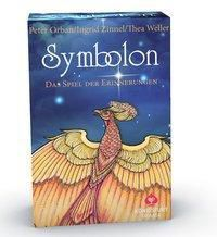 Symbolon, 78 Karten, Peter Orban, Ingrid Zinnel, Thea Weller