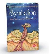 Symbolon, 78 Karten, Peter Orban, Ingrid Zinnel, Thea Weller