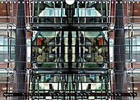 Symmetrical Architecture (Wall Calendar 2019 DIN A4 Landscape) - Produktdetailbild 4