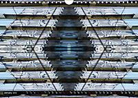 Symmetrical Architecture (Wall Calendar 2019 DIN A4 Landscape) - Produktdetailbild 1