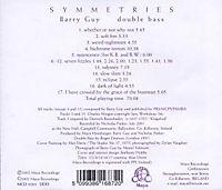 Symmetries - Produktdetailbild 1