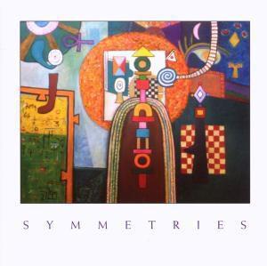 Symmetries, Barry Guy