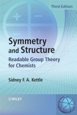 Symmetry and Structure, Sidney F. A. Kettle