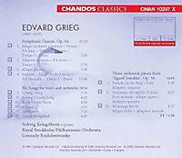Symphonic Dances Op. 64 - Produktdetailbild 1