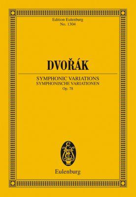 Symphonic Variations, Antonín Dvořák