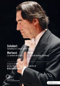 Symphonie C-Dur/La Canzone, Muti, Urmana, Bp