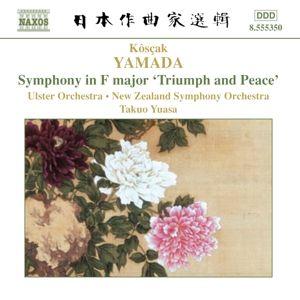 Symphonie F-Dur/Symph.Dichtun, Takuo Yuasa, Ulster Orchestra