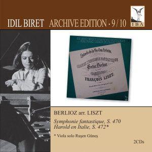 Symphonie Fantastique/Harold In Italien, Idil Biret