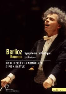 Symphonie Fantastique/Les Boreades, Simon Rattle, Bp