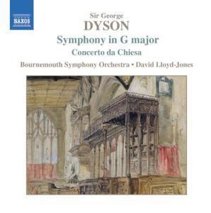 Symphonie G-Dur/Kirchenkonz., David Lloyd-Jones, Bournemouth