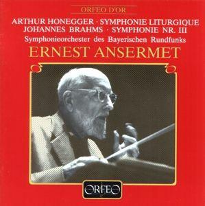 Symphonie Liturgique/Sinfonie 3 F-Dur Op.90, Ansermet, Sobr