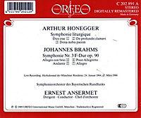Symphonie Liturgique/Sinfonie 3 F-Dur Op.90 - Produktdetailbild 1