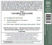 Symphonie Nr. 4 & Flos Campi - Produktdetailbild 1