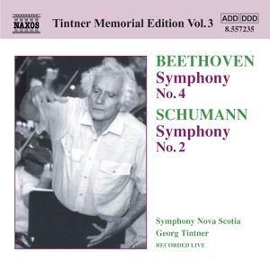 Symphonie Nr.4/symphonie Nr.2, Georg Tintner, SO Nova Scotia