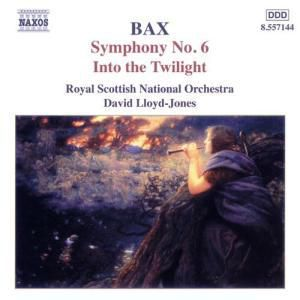 Symphonie Nr. 6  / Into the Twiligh, Lloyd-Jones, Royal Scot Orch.