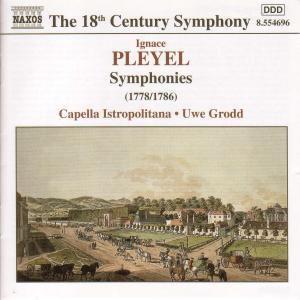 Symphonien, Uwe Grodd, Cib