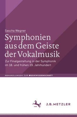 Symphonien aus dem Geiste der Vokalmusik, Sascha Wegner