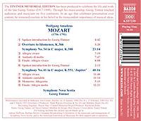 Symphonien Nr.34+41/idomeneo - Produktdetailbild 1