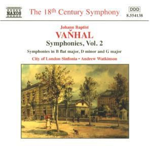Symphonien Vol.2, Watkinson, City Of London Sinfo