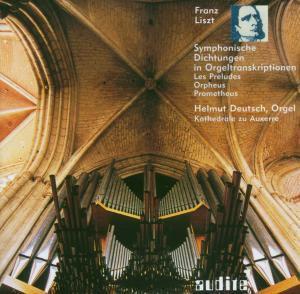 Symphonische Dichtungen(Orgel, Helmut Deutsch