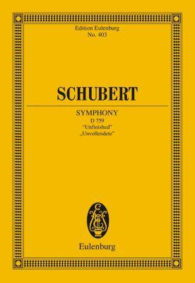 Symphony B minor, Franz Schubert
