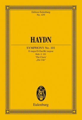 Symphony No. 101 D major, The Clock, Joseph Haydn
