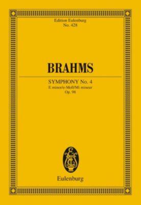 Symphony No. 4 E Minor, Johannes Brahms