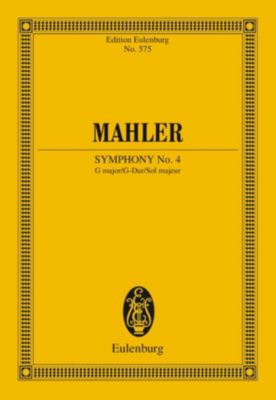Symphony No. 4 G major, Gustav Mahler